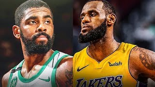 Kyrie Irving Calls Out LeBron James for Joining Lakers (Parody)