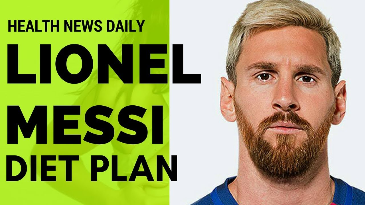 what is lionel messis diet