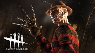 FREDDY KRUEGER HALLOWEEN DLC!! (Dead by Daylight, A Nightmare on Elm Street DLC)