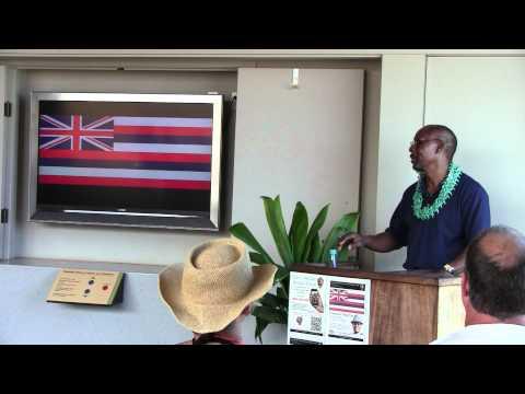 La Hae Hawai`i    Hawaiian Flag Day