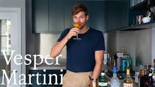 HOW TO MAKE A VESPER MARTINI | #TFIFRIDAY