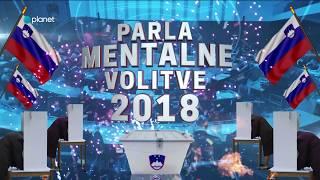 Ta teden: Parlamentarne volitve 2018 3. del