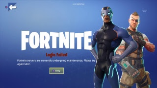 Fortnite|How To Fix Servers Not Responding|Servers undergoing maintenance|season 5 Road to 1k