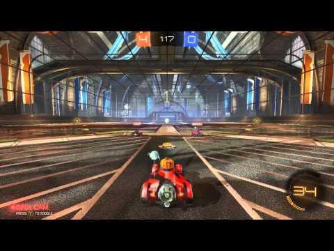 Rocket League Practice time with VEG