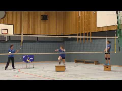 Zuspielertraining 2 - SC Alstertal-Langenhorn e.V.