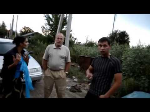Обрушение моста Отрадный Самарская область 19 апреля 2012 - YouTube