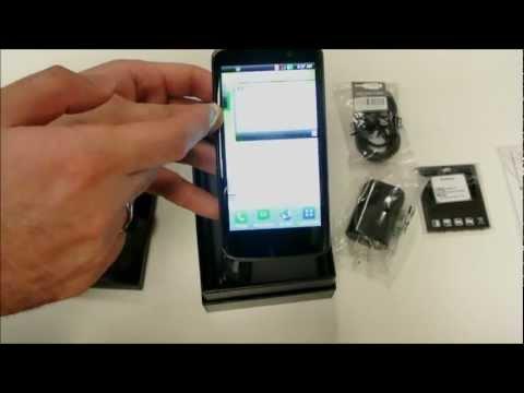 Unboxing LG Optimus LTE 4G (LG