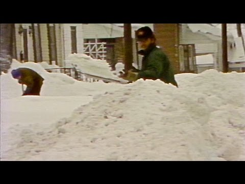 Winter Of 1978 Marked By Blizzard, Record Snowfall