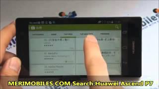 Huawei Ascend P7 Dual Sim 4G LTE 5 inch 1080p Smartphone