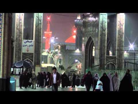 Mashhad, Iran Imām Reza shrine