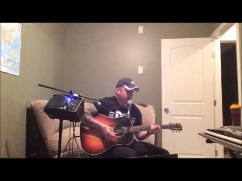 Keith Urban - Break on Me Cover