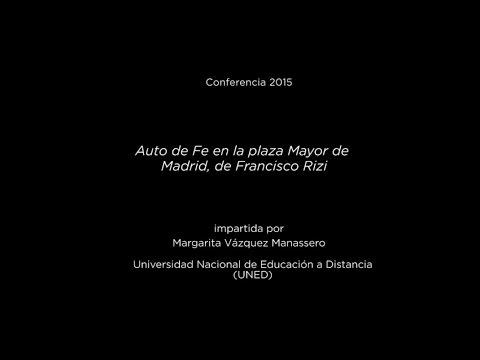 Conferencia: Auto de Fe en la plaza Mayor de Madrid, de Francisco Rizi