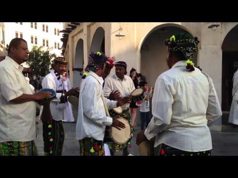 Culture event in Qatar