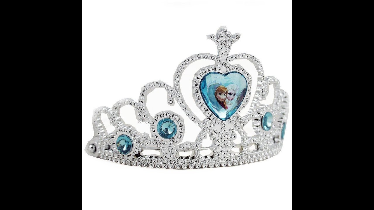 Review Disney Frozen Tiara Crown