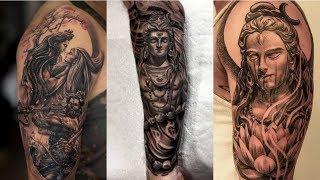 30 Shiva Tattoos For Men | Om Mahadev Lord Shiva Tattoo Designs for men | trending spot