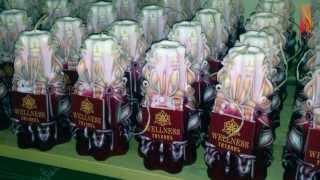 Резные свечи - корпоративный заказ (WELLNESS Тихвинъ)(, 2014-03-18T19:07:52.000Z)