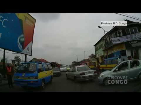 Découvrez Kinshasa : De Kintambo Magasin à la commune de Bumbu