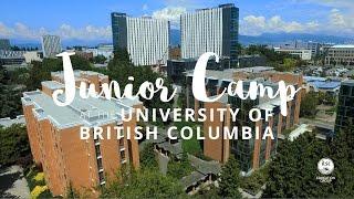 ジュニアキャンプ @ ブリティッシュコロンビア大学 (UBC)