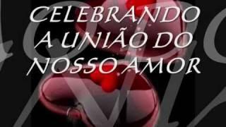 Celebrando a união do nosso amor