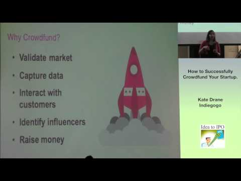 Indiegogo  How to Successfully Crowdfund Your Startup