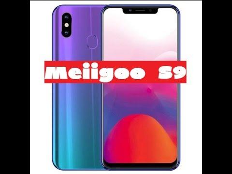 НОВИНКА - Meiigoo S9 , распаковка и краткий обзор