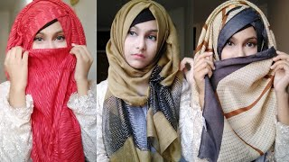 Eid Hijab Collections ft. Styline collection || Noshin Nower ❤