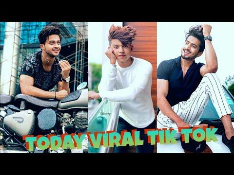 New Tik Tok Videos funny Mr faisu adnaan, hasnain, jannat zubair, saddu team07 New Trending TikTok