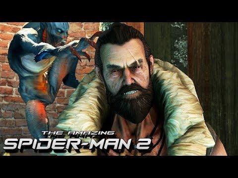 The Amazing Spider-Man 2 Gameplay German - Kraven der Jäger