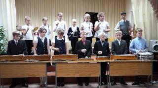 23 04 2015   Урок концерт по  учебному предмету Слушание музыки 3 класс