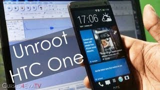 How to Unroot / Unbrick the HTC One M7: Back to Stock