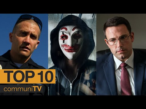Top 10 Crime Movies of the 2010s