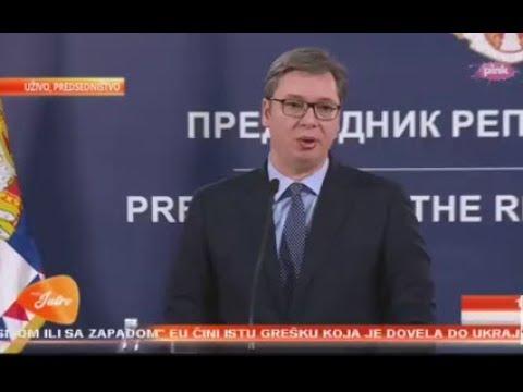 Vučić: Kompromis, a ne prepuštanje