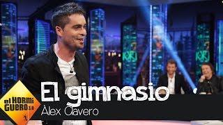 Álex Clavero descubrió todo lo que tiene un gimnasio - El hormiguero 3.0