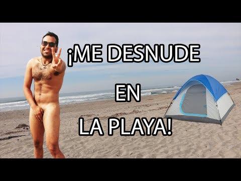 ¿Camping y Playas Nudistas en Michoacán?