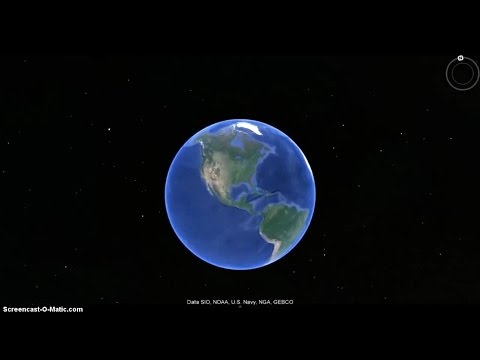 220 secret places and weird landmarks on Google Earth (videos 1 - 11)