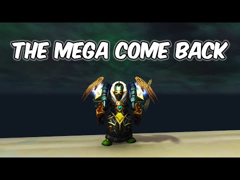 The Mega Comeback - Windwalker Monk PvP - WoW BFA 8.3