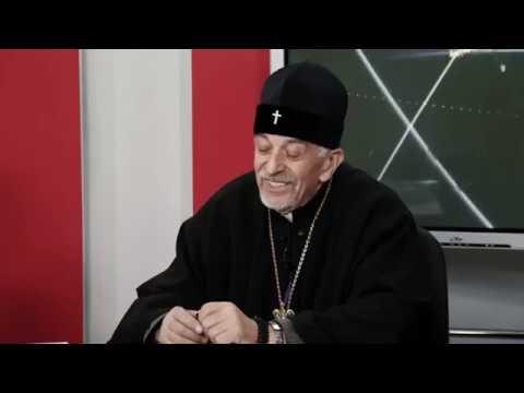 Актуальне інтерв'ю.М.Федунь. Л. Фостун.Владика Андрій.95 років від народження Святомира Фостуна