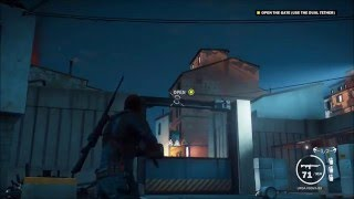 Just Cause 3 Open the Gate in Terrible Reaction Mission