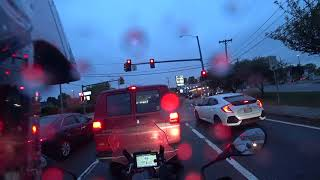 Testing FDR-X3000 Action Cam on my BMW 1200