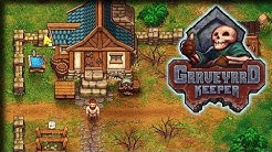 Mystery Meat... – Graveyard Keeper Gameplay – Let's Play Part 1
