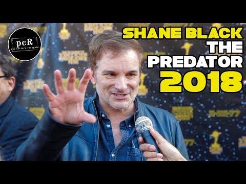 Shane Black Talks Filming The Predator 2018