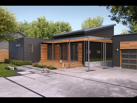 Blu homes unveils new breeze aire prefab inspired by joseph eichlers iconic dwellings