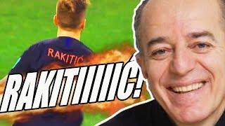 """""""RAKITIIIIIIĆ!"""" - Drago Ćosić (Croatia-Russia)   World Cup 2018"""