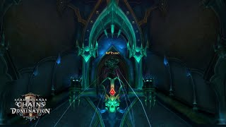 Shackles Of Fate Wing - Kel'Thuzad, Fatescribe Roh-Kalo, Guardian Of The First Ones