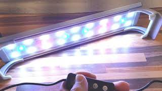 모비딕 엘레강스 LED조명 작동영상