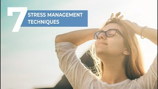 7 Stress Management Techniques to Get You Back on Track screenshot 2