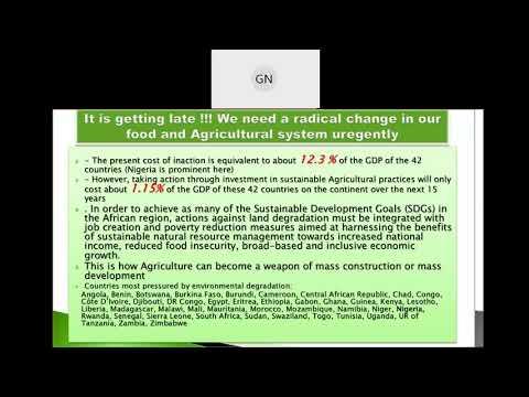Fr. Godfrey Nzamujo: Regenerative Agriculture & Agroecology 2020