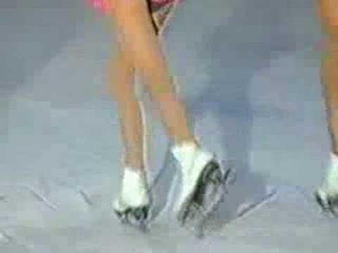 Synchronized Skating in Australia 1987, Retro Synchro.