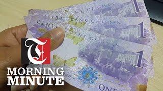 Oman's Currency Wins Award
