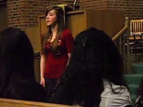 Festival 2011 - Madison - River Of Dreams (cover of Hayley Westenra)